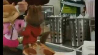 Alvin and the Chipmunks 2-The Squeakquel-Trailer (fanmade)