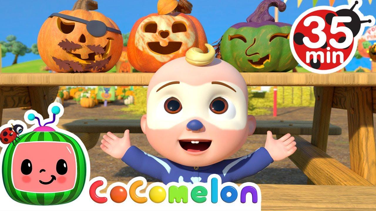 Download Pumpkin Time Song + More Nursery Rhymes & Kids Songs - CoComelon