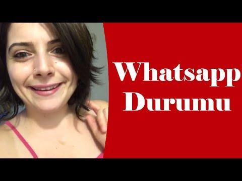 Whatsapp Durumunu Söyle !