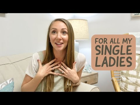 SINGLE & READY TO MINGLE // longing for the vocation of marriage