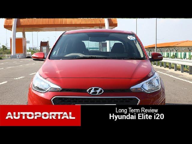 Hyundai Elite i20 Long Term Review - Autoportal