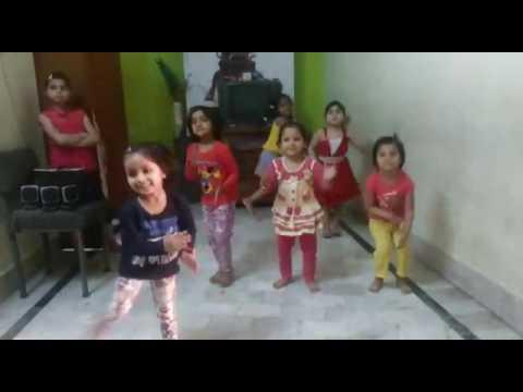 Aaj blue hai pani pani by Shanaya kansal