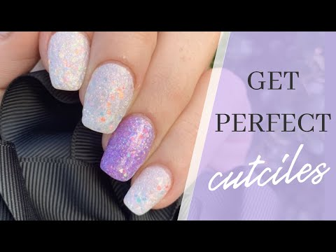 Cuticle Stick Trick | How to Get the Perfect Dipped Cuticles