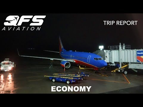 TRIP REPORT | Southwest Airlines - 737 700 - Islip (ISP) to Ft. Lauderdale (FLL) | Economy