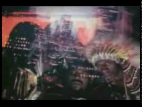 Afrika Bambaataa Planet Rock vs. Kraftwerk Computer Love & Numbers BlooMooN Mashup