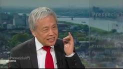 "Presseclub: ""Rivalen oder Partner? Chinas Handelspolitik spaltet Europa"" (31.03.19)"