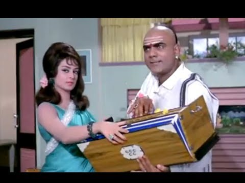 Mix - Ek Chatur Naar - Padosan - Saira Banu, Sunil Dutt & Kishore Kumar - Classic Old Hindi Songs