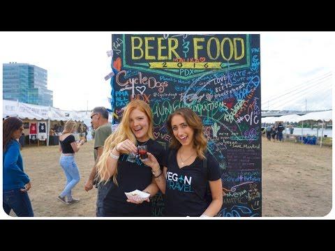 Portland Vegan Beer & Food Festival 2016!