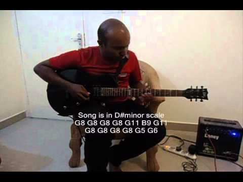 GuitarLessons@Dinos: MISSION IMPOSSIBLE THEME (MI:2 Guitar Intro ...
