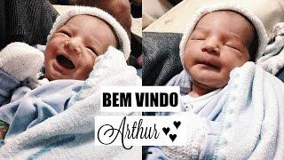 Bem Vindo Arthur ♥