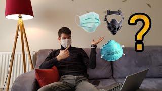Virüs İçin Hangi Maske Kullanılmalı? #2