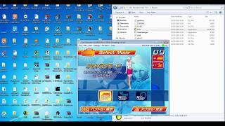 CXBX - OUTRUN 2 BETA CHIHIRO - GT1030 pc win 7 xbox emulator by UK