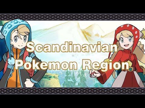 What If Scandinavia Was A Pokemon Region?