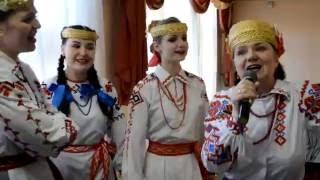 Свадьба в народном стиле Слуцк