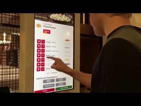 Ordering 4 Slices of Cheese at McDonalds