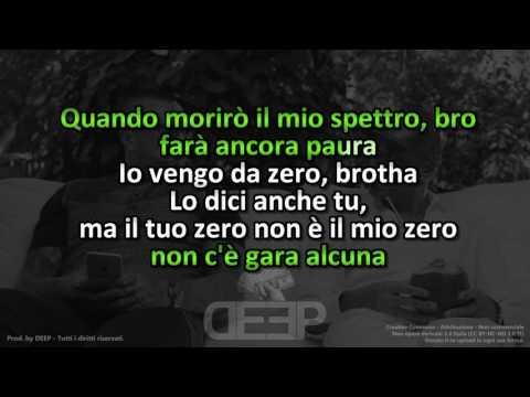 Marracash e Guè Pequeno: MONEY (Karaoke - Instrumental)