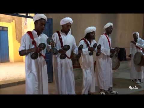 Musica Gnawa (Khamlia) Marruecos