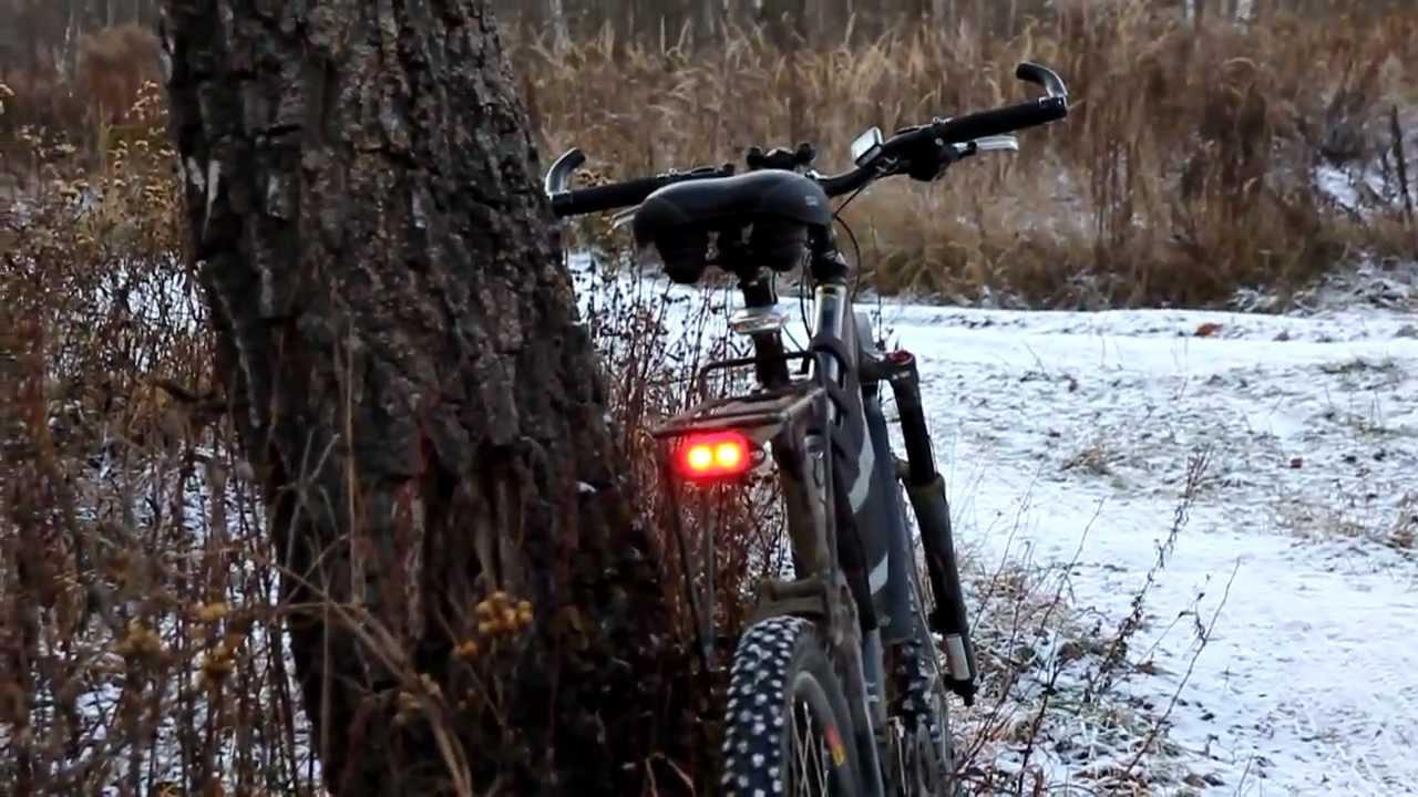 О горном велосипеде: Как выбрать фару и фонарь на велосипед