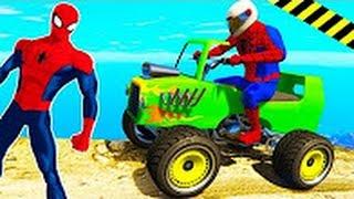 Spindelmannen film för barn
