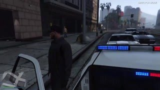 How to be a cop/police officer in GTA 5! (PS4/Xbox One) Updated method in description!(, 2016-03-23T12:29:42.000Z)