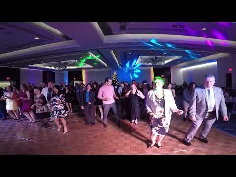YEG Latin New Years Eve 2018 Salsa Lesson w/Alex Rojas