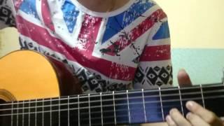 Cám Ơn Người Đã Rời Xa Tôi - Phạm Hồng Phước ( guitar cover Hải Long Vương )