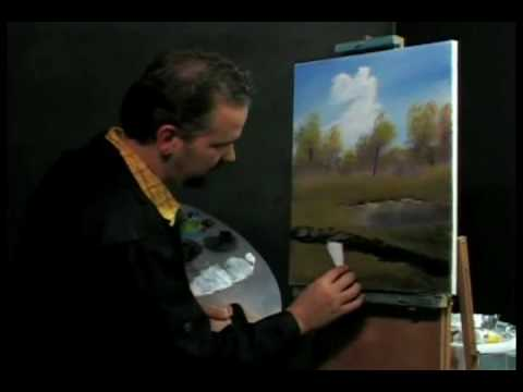 How to Oil Paint, FREE Oil Painting Lesson 3 with Michael Thompson