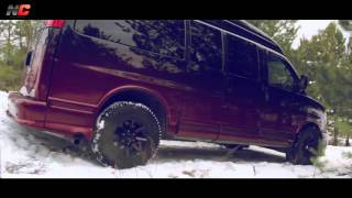 Chevrolet Express / Обзор / Приключения американца в России / NICE-CAR.RU