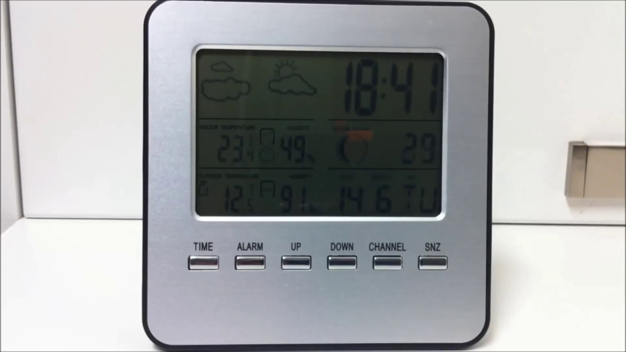 Weather Forecast Aqua System Wireless Weather Station Best Price Perth