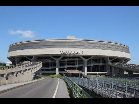 [57] Sân bay Roissy | Paul Andreu