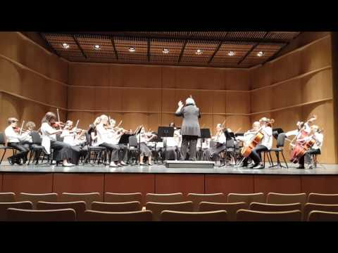 Manchester GATE Elementary School, Fresno, performing Vivaldi's Concerto Italiano