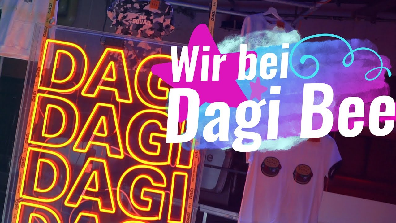 wir bei dagi bee pop up store tour 9 magixthing. Black Bedroom Furniture Sets. Home Design Ideas