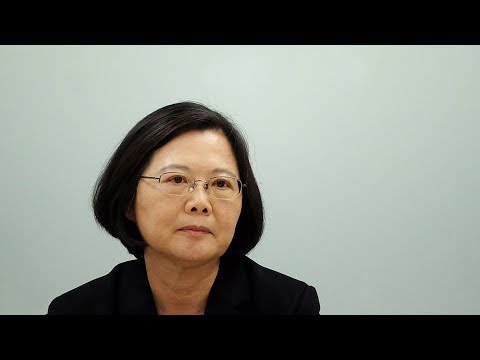 The Point: Taiwan's separatist leader incites mainland 'military threat'