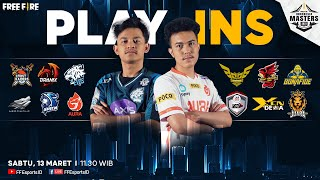 2021 Free Fire  Ndonesia Masters 2021 Spring - Play-ins