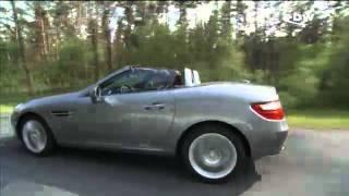 Три Кабриолета: Mercedes Slk Против Bmw Z4 И Audi Tt