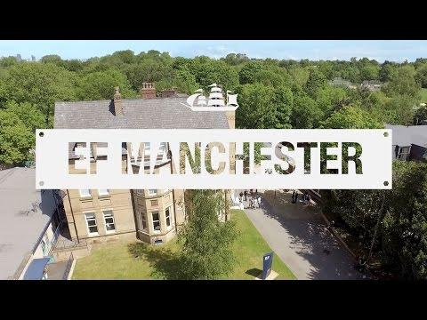 EF Manchester – Tour of the School