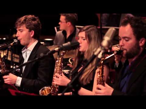 Conservatorium Jazz Orchestra - Innocent Blues