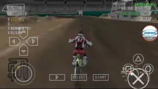 MX VS ATV Unleashed On The Edge Animax Asia Tour Supercross Series Race 3 Of 3