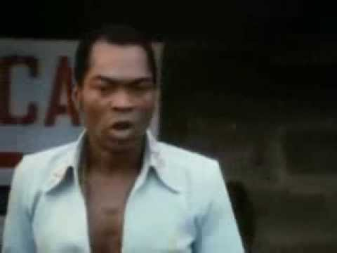 fela kuti remembers his mother's death