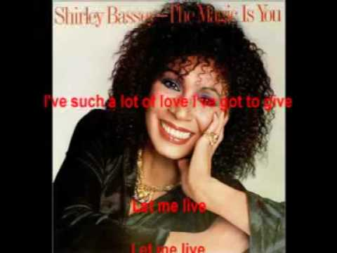 Shirley Bassey - This is My Life (Disco version, 1979)