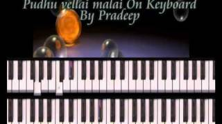 Roja-Pudhu Vellai Malai on Keyboard