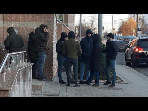 ⚡️Противостояние жителей на Мичуринском 30Б в Москве продолжается / LIVE 22.02.20