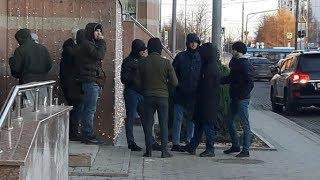⚡️Противостояние жителей на Мичуринском 30Б в Москве продолжается  L VE 22.02.20