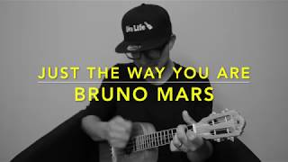 Bruno Mars - Just The Way You Are [Ukulele Cover] - Play Along