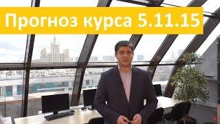 Аналитика форекс на сегодня от Владимира Чернова 5 11 2015 прогнозы по рынку Форекс на сегодня
