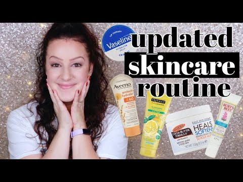 UPDATED SKINCARE ROUTINE L Finding Bliss
