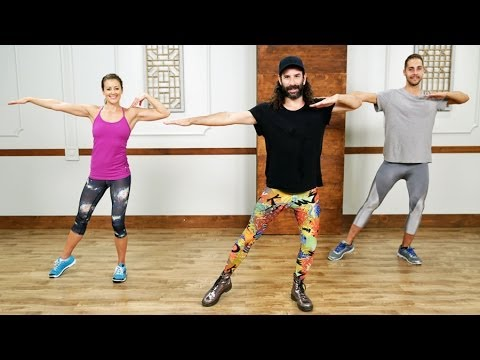 Burn Calories With This Dance Party Workout |...