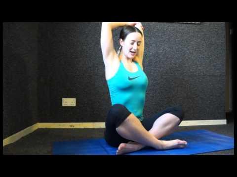 FixupFit.com -  Pilates Arm Workout (10 Minute Workout)