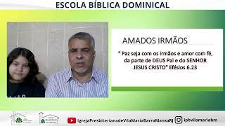 ESCOLA BÍBLICA DOMINICAL COLOSSENSES PARTE 2