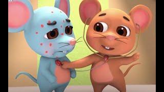 🐭 Aaj Mangalwar Hai Chuhe Ko Bukhar Hai | आज मंगलवार है चूहे को बुखार है | Hindi Poem